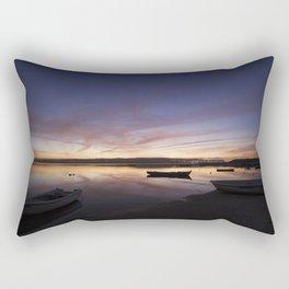 Coast Line Rectangular Pillow