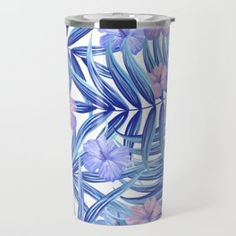 Hawaiian Pattern Travel Mug