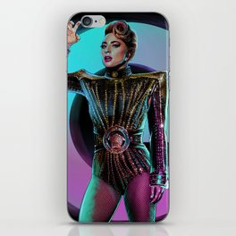 PAWS UP iPhone Skin