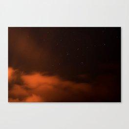 Volcanos National Park 2 Canvas Print