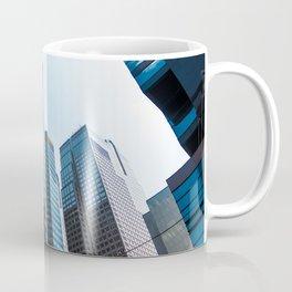 Downown Calgary Business District Office Towers Coffee Mug