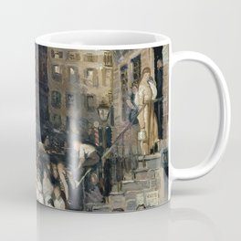George Bellows - Cliff Dwellers Coffee Mug