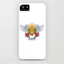 Geppetto Lion King iPhone Case