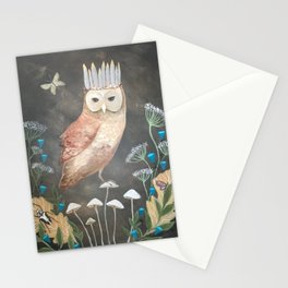 Forest King Stationery Cards