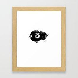 Bzz Framed Art Print