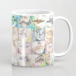 Moustache Series Coffee Mug