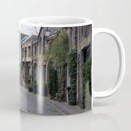 Circus Lane Edinburgh 1 Coffee Mug