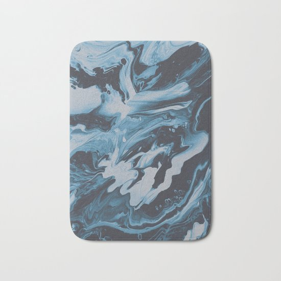 SLEEP ON THE FLOOR Bath Mat