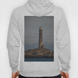 Thatchers north lighthouse tower Hoody