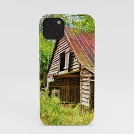 Russell Farmstead iPhone Case