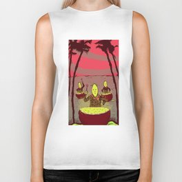 Lemon Boys Biker Tank
