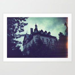 House of Terror Art Print