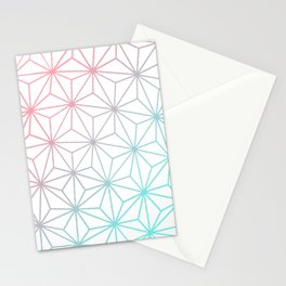Geo Sphere Stationery Cards