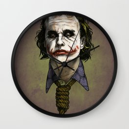 Now I'm Always Smiling Wall Clock
