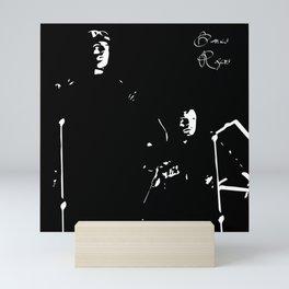 Barnes - Rogers Mini Art Print