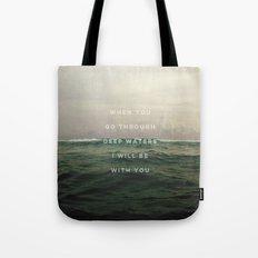 DEEP WATERS Tote Bag