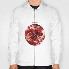 Pomegranate  Hoody