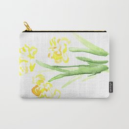 flora series iv Carry-All Pouch