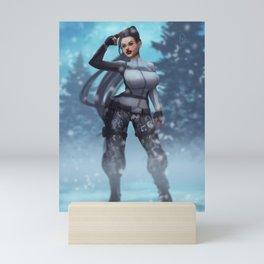 Welcome to the Vale Mini Art Print
