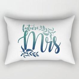 Future Mrs Rectangular Pillow