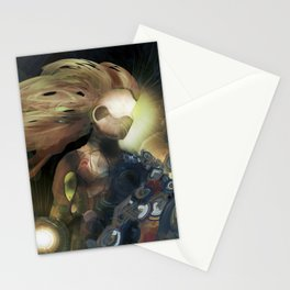Neptune, The Mystic (Alternative) Stationery Cards