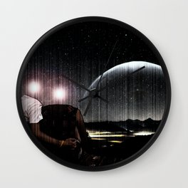Lover's Point Wall Clock