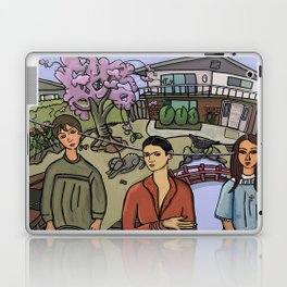 DISTURBIA Laptop & iPad Skin