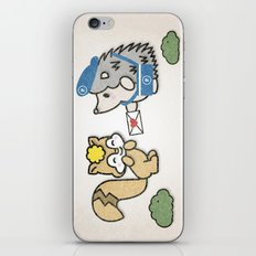 special delivery iPhone & iPod Skin