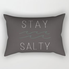 Stay Salty Rectangular Pillow
