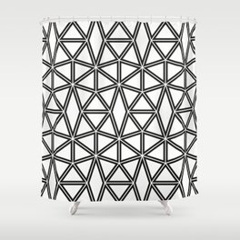 5050 No.8 Shower Curtain