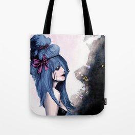 Harajuku style Tote Bag