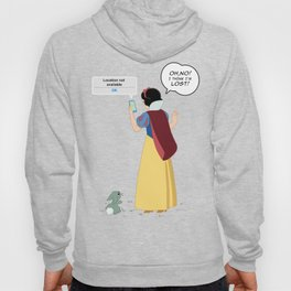 SnowWhite - A smile and a song Hoody