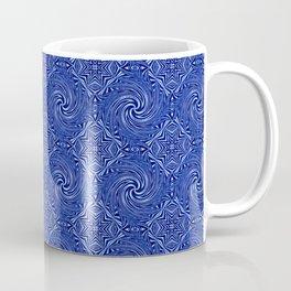 Muster - blauer Sturm Coffee Mug