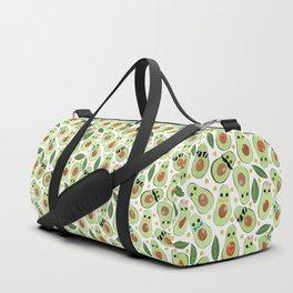 Stylish Avocados Duffle Bag