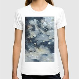 Dark Galaxy1 watercolour by CheyAnne Sexton T-shirt