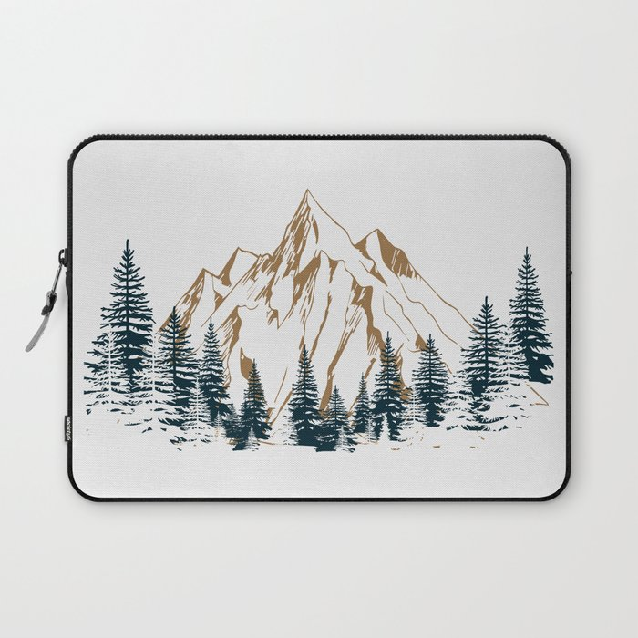 mountain # 4 Laptop Sleeve