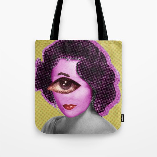 LizT Mix Collage 1 Tote Bag