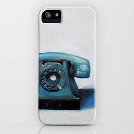 Operator iPhone Case