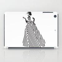 dress iPad Cases featuring Dress by Yordanka Poleganova