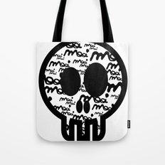 MOOIMOOI SKULL Tote Bag