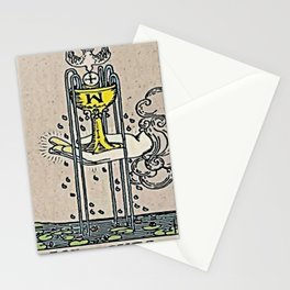 The Ace of Cups Stationery Cards