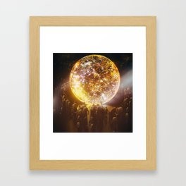 Pearl of Youth Framed Art Print