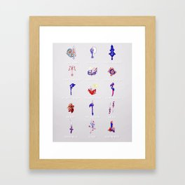 Armoury Framed Art Print