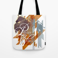 Puncture Wounds Tote Bag