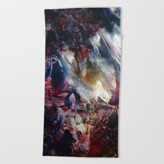 NewMoon Beach Towel