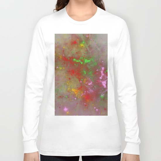When Galaxies Meet Long Sleeve T-shirt