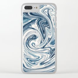 Hello Color v5 Clear iPhone Case
