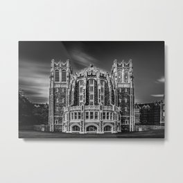 The City College of New York Metal Print