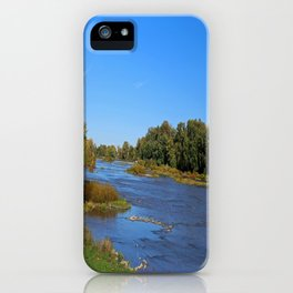 The Maumee at Grand Rapids iPhone Case