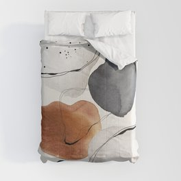 Abstract World Comforters